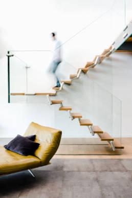 Bertol metal- stairs