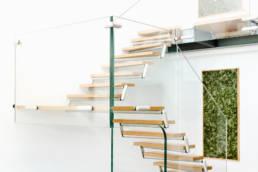 Bertol-metal stairs